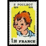 Französisch Briefmarken N ° 2038 Postfrisch