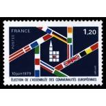 French stamps N° 2050 Mint NH