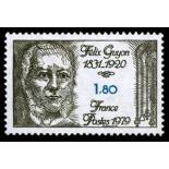 French stamps N° 2052 Mint NH