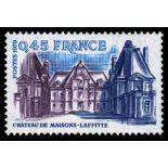 Sellos franceses N ° 2064 nuevos sin charnela
