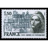 Timbre France N° 2092 neuf sans charnière