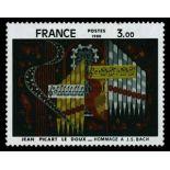 Timbre France N° 2107 neuf sans charnière