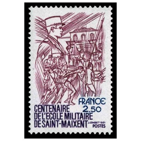 France : N° 2140 - Neuf sans charnière **