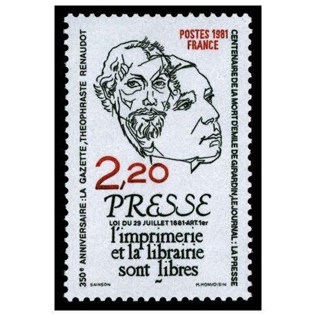 France : N° 2143 - Neuf sans charnière **