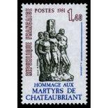 Timbre France N° 2177 neuf sans charnière