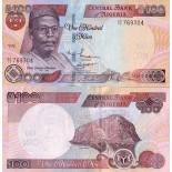 Collection of Banknote Nigeria Pick number 28 - 100 Naira 1999