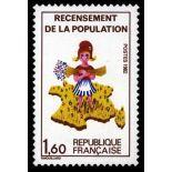 Timbre France N° 2202 neuf sans charnière