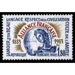 Französisch Briefmarken N ° 2257 Postfrisch