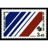 Francobolli francesi N ° 2278 Nuevo non linguellato