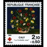 Francobolli francesi N ° 2345 Nuevo non linguellato