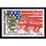 Französisch Briefmarken N ° 2477 Postfrisch