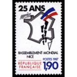 Timbre France N° 2481 neuf sans charnière