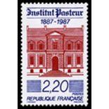 Francobolli francesi N ° 2496 Nuevo non linguellato