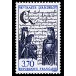 French stamps N° 2500 Mint NH