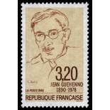 French stamps N° 2641 Mint NH
