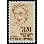 Timbre France N° 2641 neuf sans charnière