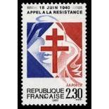 Timbre France N° 2656 neuf sans charnière