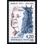 Francobolli francesi N ° 2777 Nuevo non linguellato