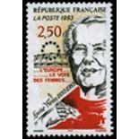 Sellos franceses N ° 2809 nuevos sin charnela