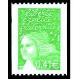 French stamps N° 3458 Mint NH