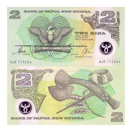 Papua Neu Guinea - Pk Nr. 16 - Note 2 Kina