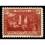 Timbre de collection de Monaco N° 64 neuf sans charnière