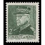 Stamp collection of Monaco N° 274 nine without hinge