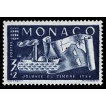 Francobollo di Monaco N° 294 nove senza cerniera