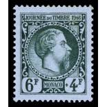 Stamp collection of Monaco N° 301 nine without hinge