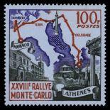 Francobollo di Monaco N° 510 nove senza cerniera