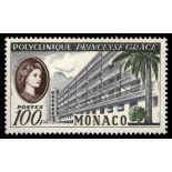 Timbre de collection de Monaco N° 513 neuf sans charnière