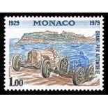 Timbre de collection de Monaco N° 1206 neuf sans charnière