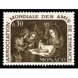 Timbre Monaco N° 688 neuf sans charnière