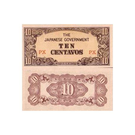 Philippines - Pk N° 104 - Billet de 10 CENTAVOS