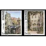 Francobollo di Monaco N° 1708/09 nove senza cerniera