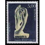 Francobollo di Monaco N° 1748 nove senza cerniera