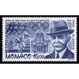 Francobollo di Monaco N° 1853 nove senza cerniera
