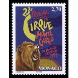 Francobollo di Monaco N° 2180 nove senza cerniera