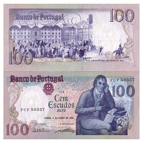 Portugal - Pk N° 178 - Billet de 100 Escudos