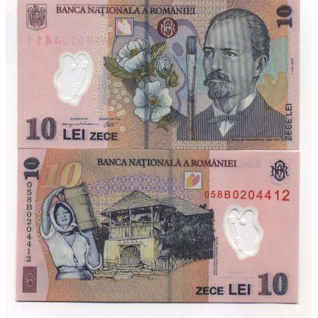 Billets de collection Billet de banque roumanie Pk N° 119 - 10 Lei Billets de Roumanie 10,00 €