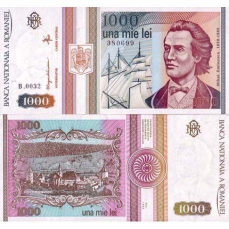 Roumanie - Pk N° 102 - Billet de 1000 Lei