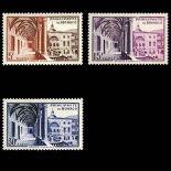 Timbre de collection de Monaco N° 383/85 neuf sans charnière