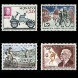 Monaco Briefmarken N° 632/35 Postfrisch