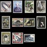 Monaco Briefmarken N° 491/02 Postfrisch