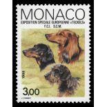 Francobollo di Monaco N° 1624 nove senza cerniera