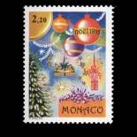Timbre de collection de Monaco N° 1500 neuf sans charnière