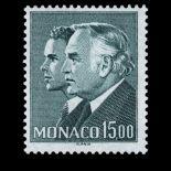 Francobollo di Monaco N° 1561 nove senza cerniera