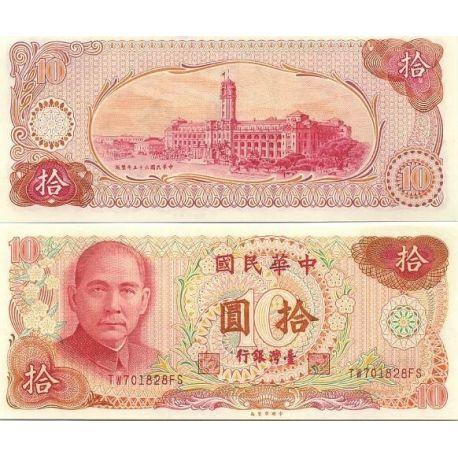 Taiwan - Pk N° 1984 - Billet de 100 YUAN