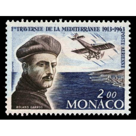 Timbre Monaco PA N° 81 neuf sans charnière