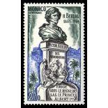 Timbre de collection de Monaco PA N° 93 neuf sans charnière